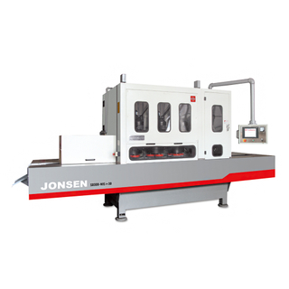 Fine blanking parts deburring and edge rounding machine