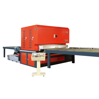 Whole sheet surface sanding, grinding & finishing machine model