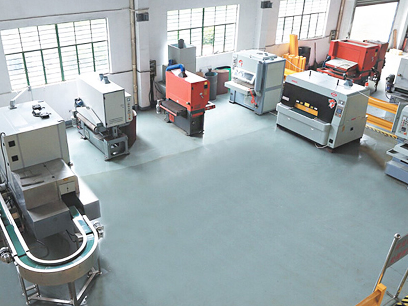 Jonsen Metal Surface Treatment Service Center was established